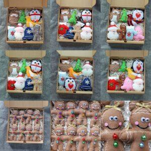 Елочные игрушки 10 10 15