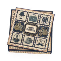 Открытка для мужчины (в коробочке) (№13490, Готовая работа, 1300р.)