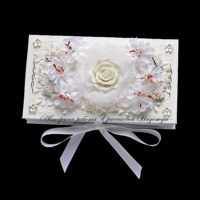 Свадебная коробочка для денег (№14213, Готовая работа, 1100р.)
