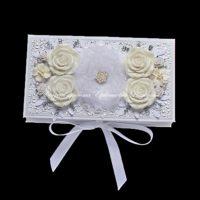 Свадебная коробочка для денег (№14285, Готовая работа, 1100р.)