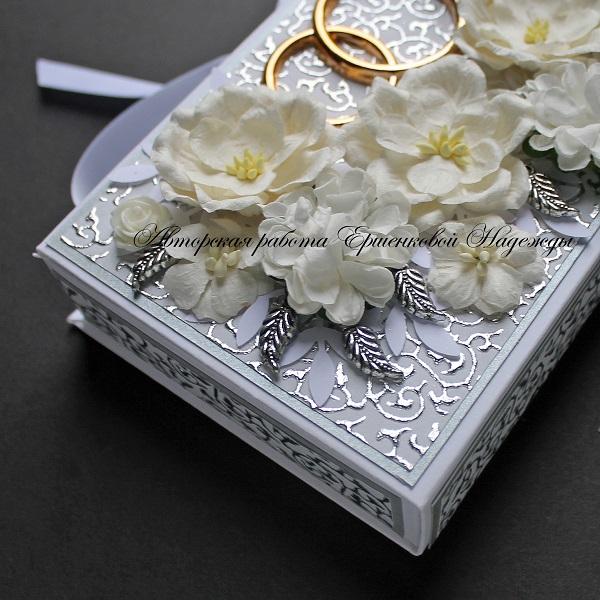 коробочка для денег на свадьбу